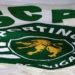 Bandeira do Sporting. ANTONIO COTRIM